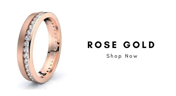 Best Rose Gold Real Diamond Rings, Trending Real Diamond Jewelry Designs