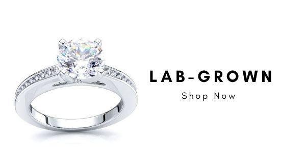 Best Lab - Grown Real diamond Rings.