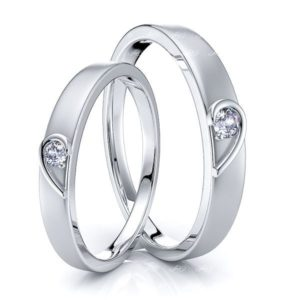 matching wedding bands for his and her