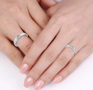 Jewelry Ideas For his and her ,matching wedding bands for his and her