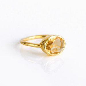 The Citrine Ring