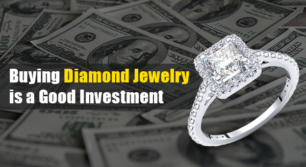 Should we invest in diamonds jewelry