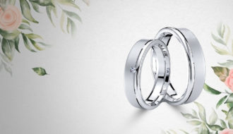 7 Unique Wedding Ring Sets for His and Her for 2021