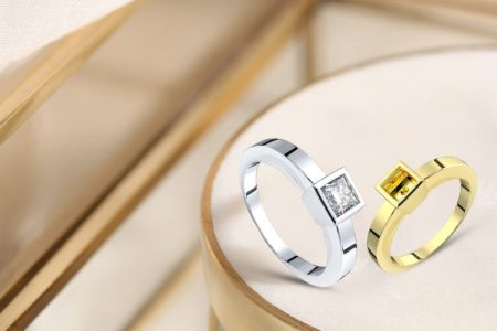 How to pair your solitaire ring with a perfect band