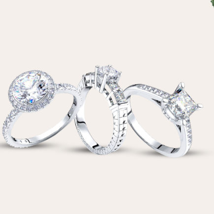 Different Types of Diamond Engagement Ring Styles