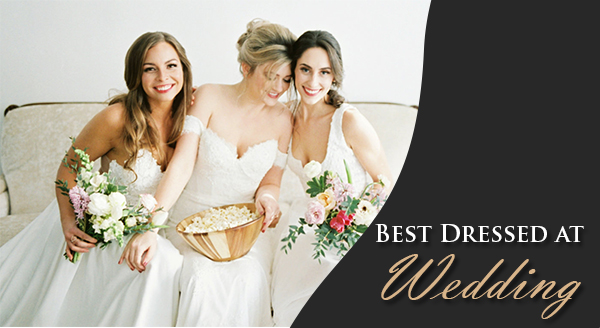 Top 5 Tips to to Be the Best Dressed Guest at a Wedding