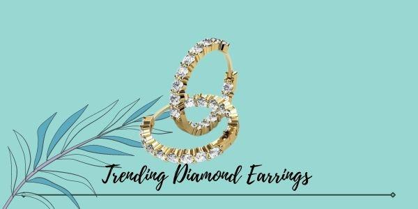 Trending Diamonds Earrings