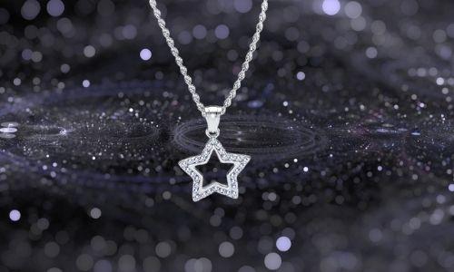 Eustacia star pendant