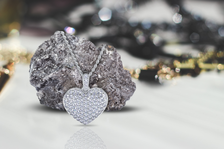 Everything You Need to Know When Buying Diamond Heart Pendants