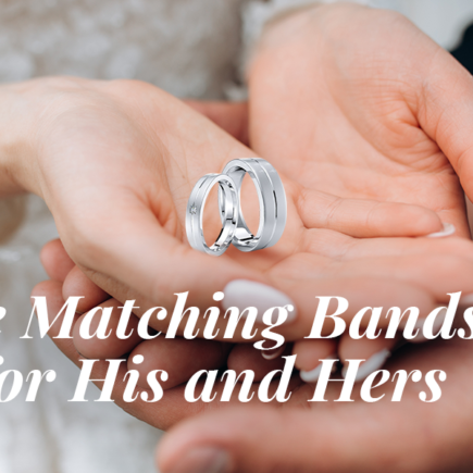 Choose Unique His and Hers Wedding Bands