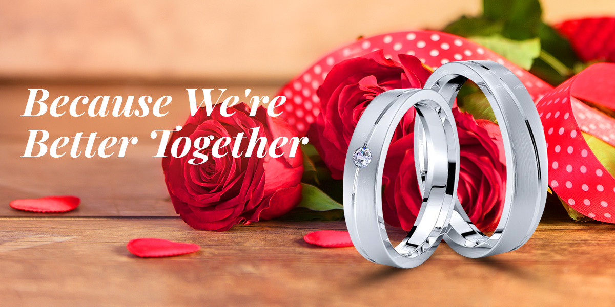 Unique Matching Wedding Bands Ideas for Couples
