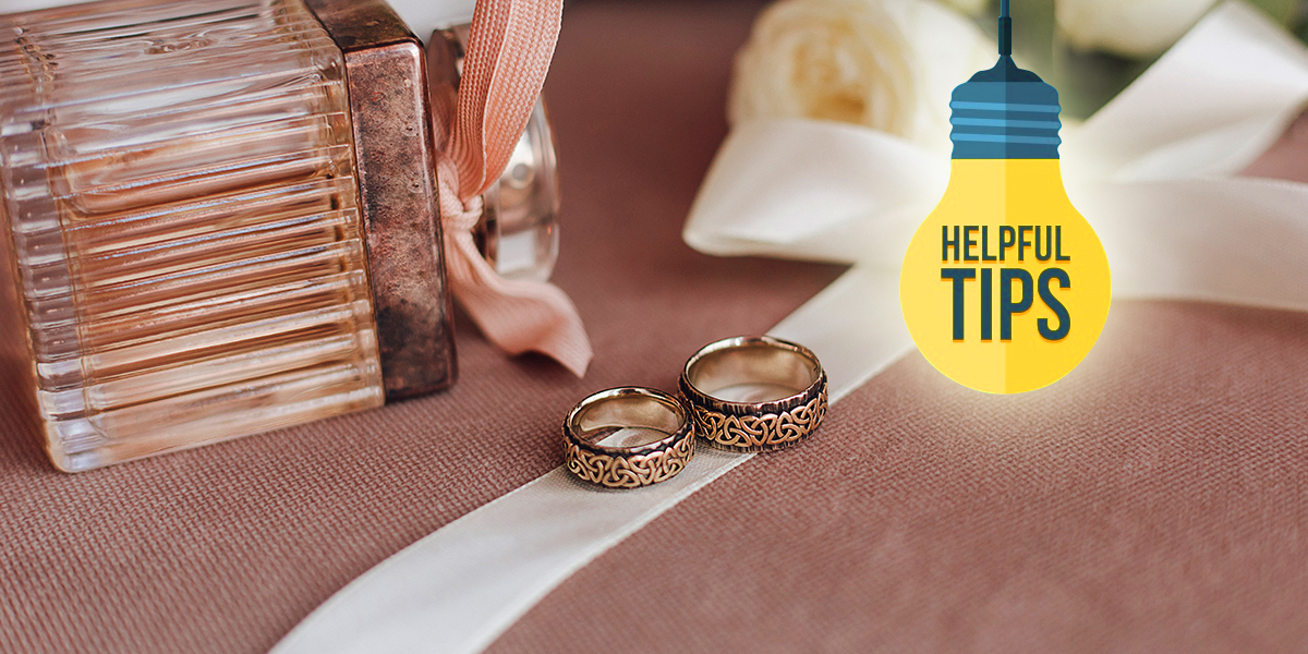 10 Buying Tips to Help You Find the Perfect Wedding Bands