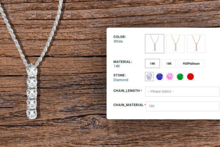 How to Design Your Own Custom Made Pendant Online?