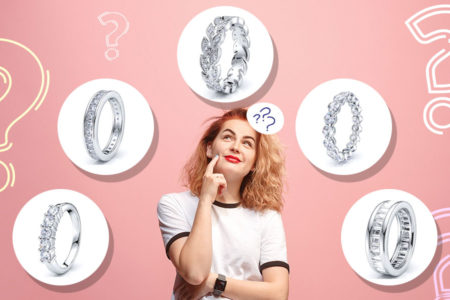 How to Choose a Wedding Ring that Match with Her Personality?