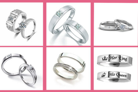 6 Couple Wedding Rings That Will Show Your Love Forever