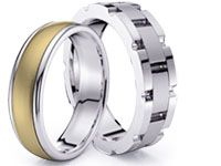 Stylish Wedding Rings